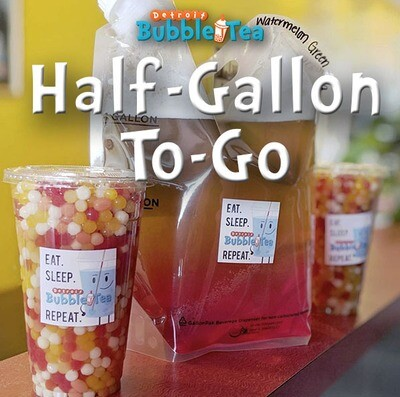 1/2 Gallon Iced Tea To-Go *PICK-UP ONLY*