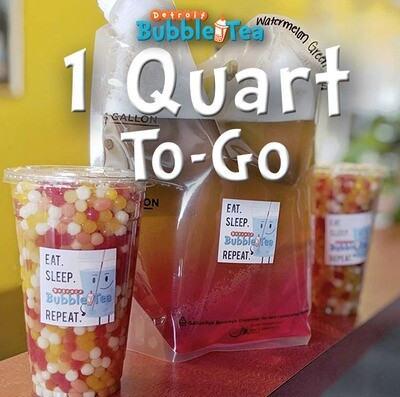 1 Quart Iced Tea To-Go *PICK-UP ONLY*