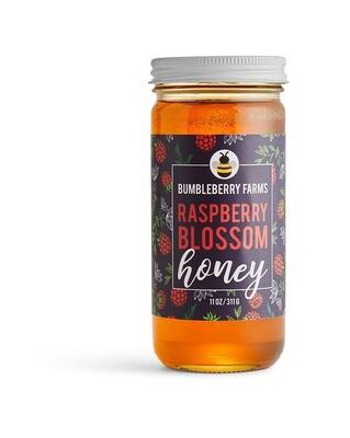 Raspberry Blossom Honey