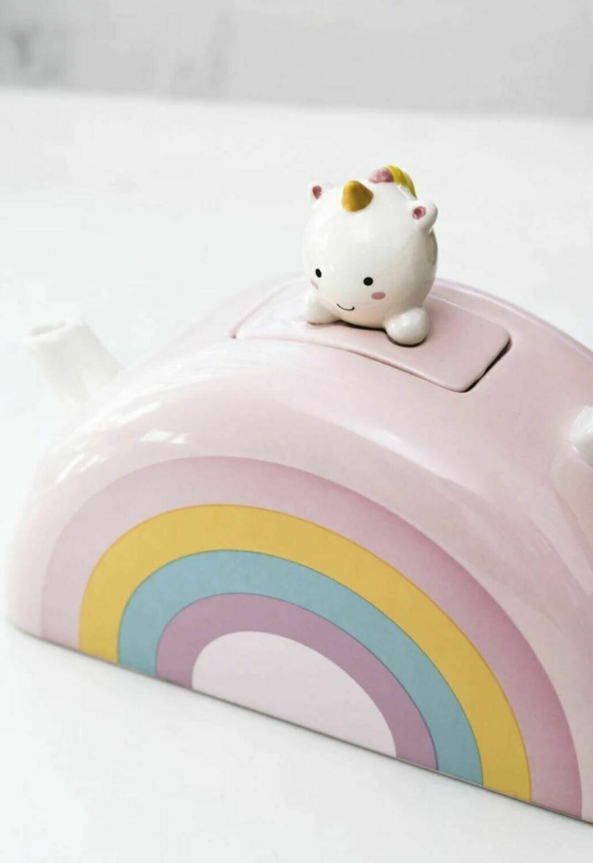 Kawaii Unicorn Tea Pot