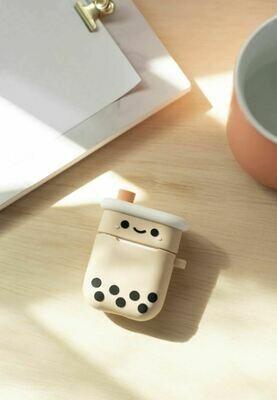 Kawaii Boba Tea AirPod and AirPod Pro Case
