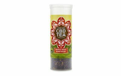 Mango Magic Honeybush CBD Tea