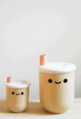 GIANT Portable Kawaii Boba Tea Light