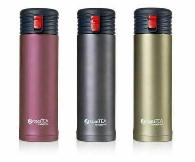 toasTEA - Portable Double Wall Tea Infuser from Adagio Teas