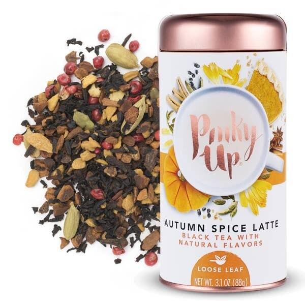 Pinky Up Autumn Spice Latte Loose Leaf Tea