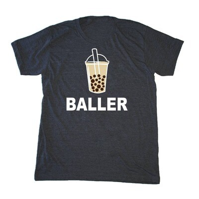 Baller Boba Tea Shirt