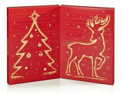 Adagio Loose Leaf Advent Calendar