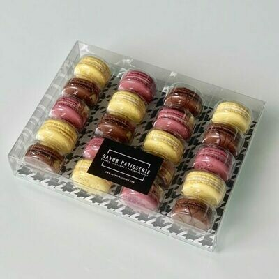 The Dairy Free Box from Savor Patisserie