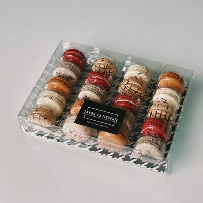 The Best-Sellers Box from Savor Patisserie