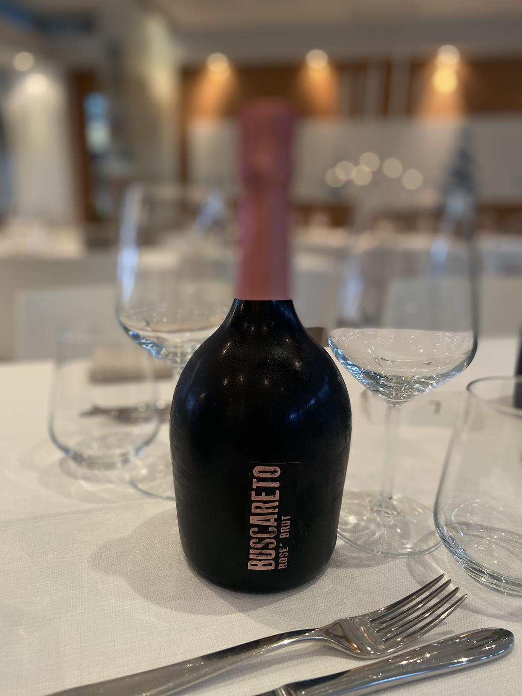 Buscareto Rosè Spumante Brut-Jesi (AN)