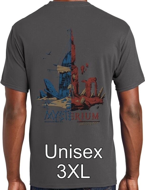 Mysterium 2020-2021 Shirt (Unisex 3XL) - PREORDER