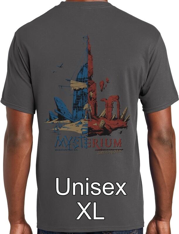 Mysterium 2020-2021 Shirt (Unisex XL) - PREORDER