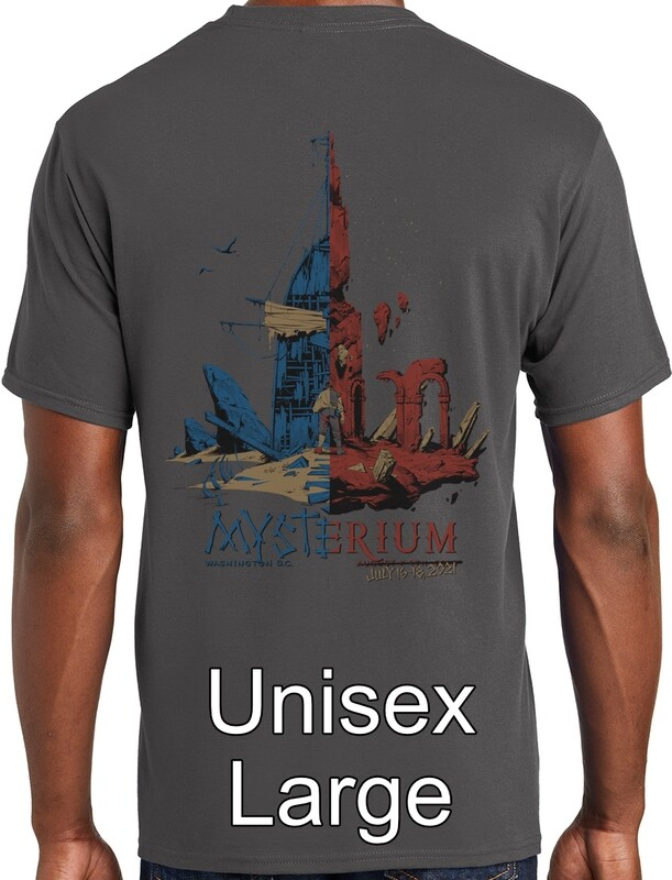 Mysterium 2020-2021 Shirt (Unisex Large) - PREORDER