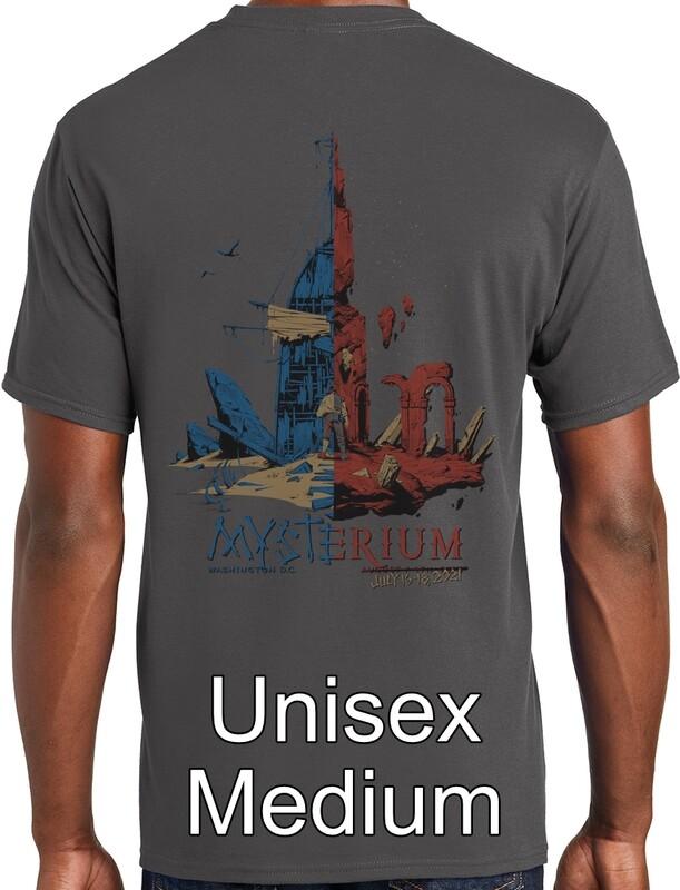 Mysterium 2020-2021 Shirt (Unisex Medium) - PREORDER