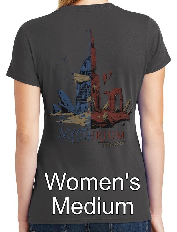 Mysterium 2020-2021 Shirt (Women's Cut Medium) - PREORDER