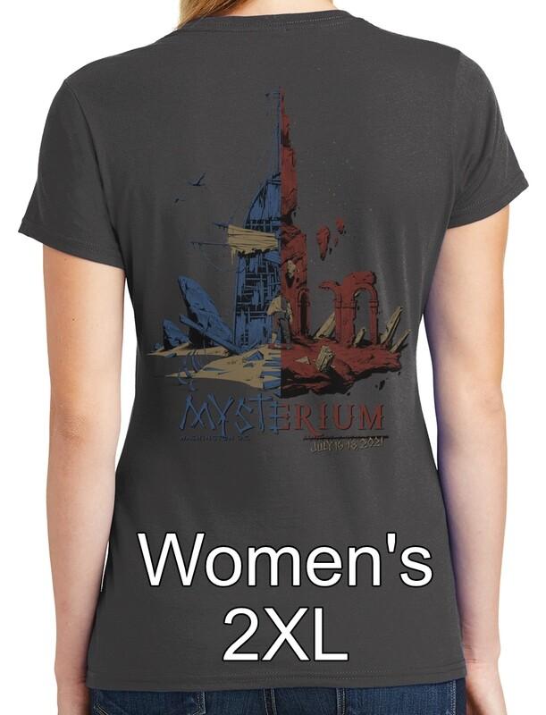Mysterium 2020-2021 Shirt (Women's Cut 2XL) - PREORDER