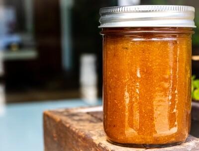 Organic Pear Jam