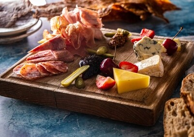 Mix Cheese & Charcuterie