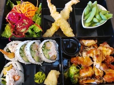 A. Chicken Teriyaki Box