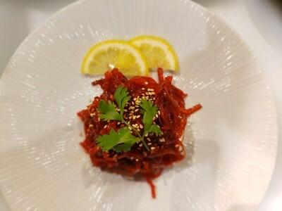 Spicy Seaweed Salad