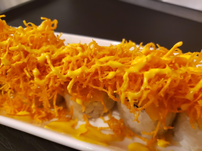 Mango Crunch Roll