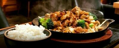GF Chicken Teriyaki Stir Fry