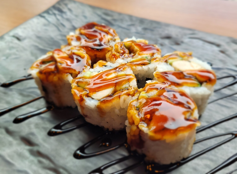 Chiken Teriyaki Roll
