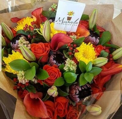 Manolo Classic Bouquet