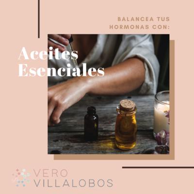 Ebook Balancea tus Hormonas con Aceites Esenciales