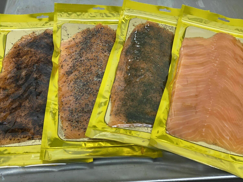 The Smoked Salmon Quartet