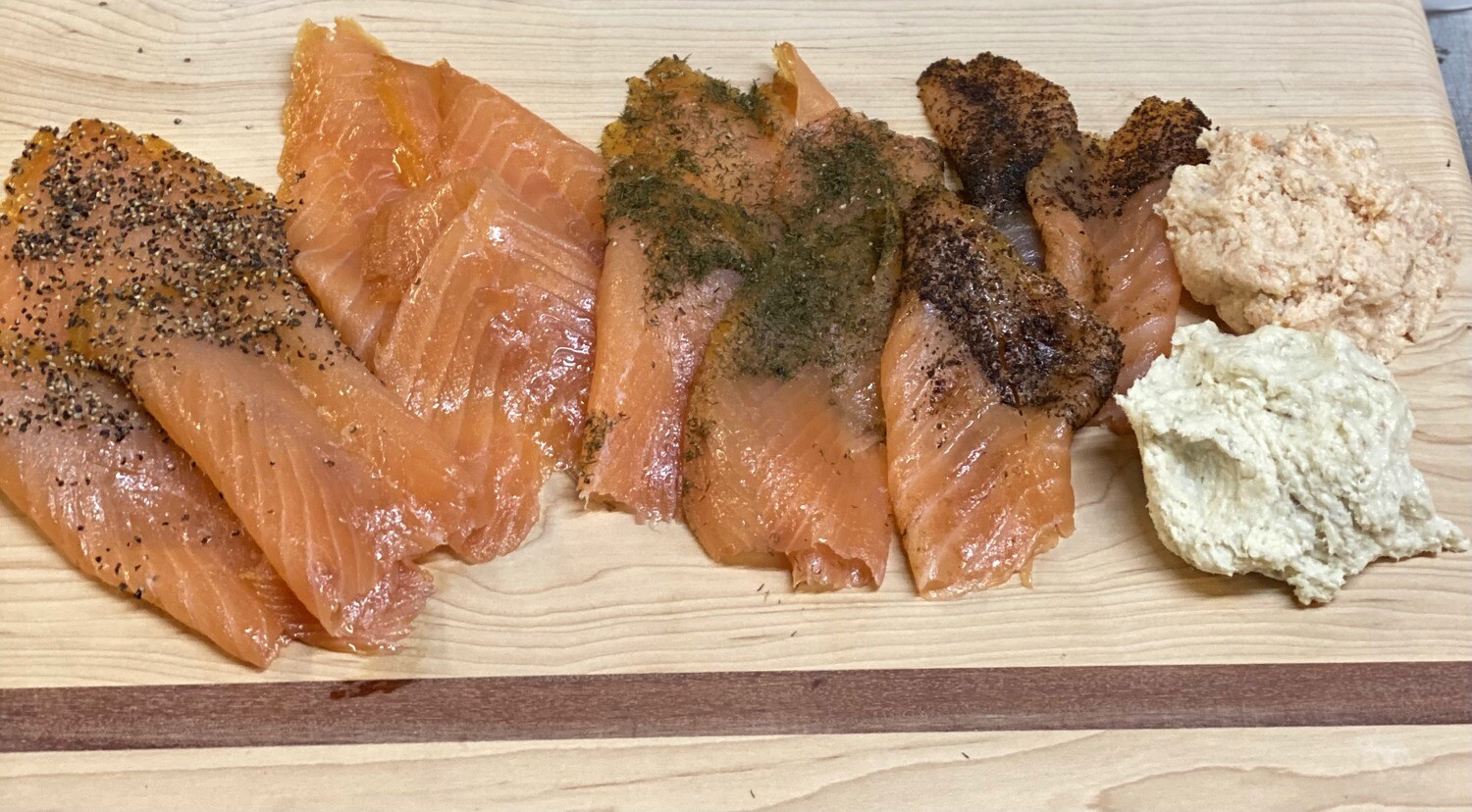 Smoked Fish Brunch Package