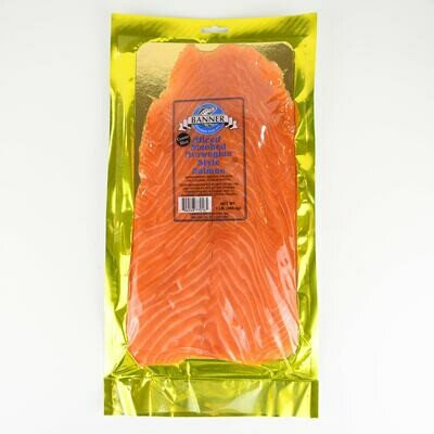 Presliced Smoked Salmon