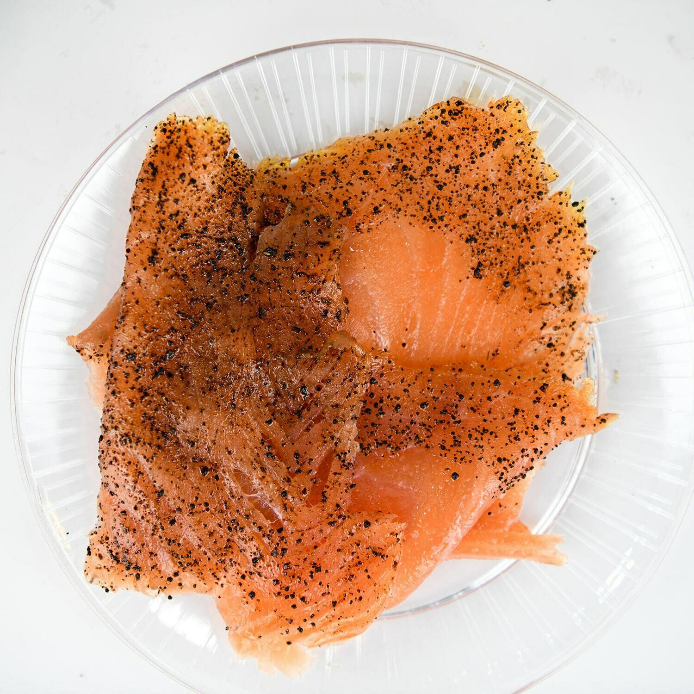 Hand Sliced Pastrami Nova