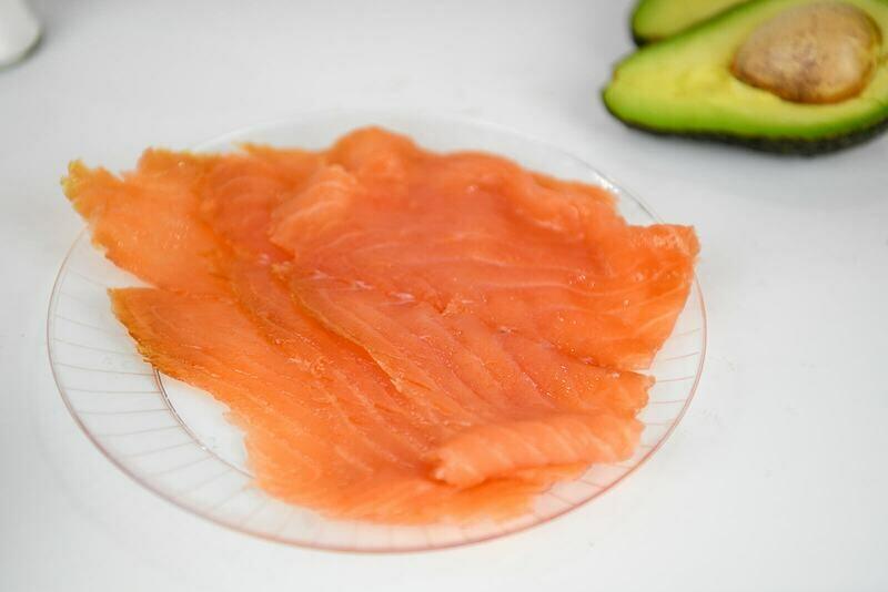 Hand Sliced Smoked Nova Salmon
