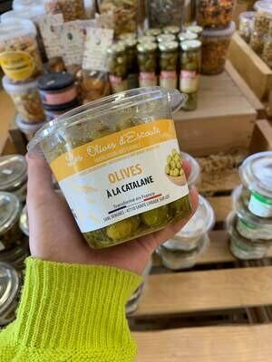 Olives à la Catalane
