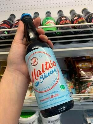 Bière blanche BIO (33cl)
