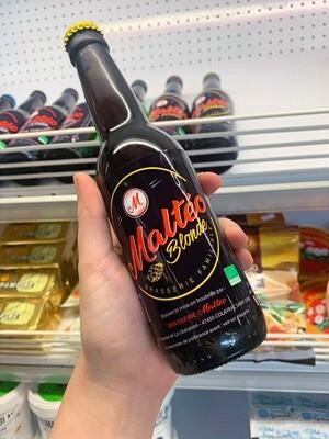 Bière blonde BIO (33cl)