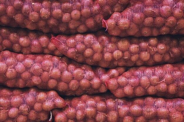 Sac oignon rouge (5kg)