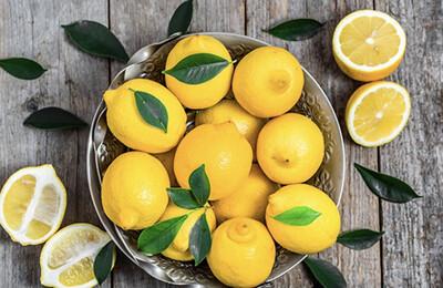 Citron (les 3 pièces)