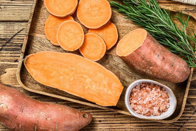 Patate douce (le kg)