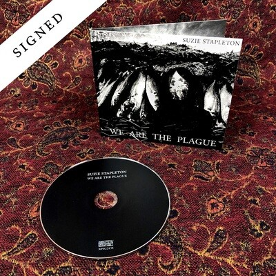 We Are The Plague - CD (Signed)