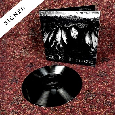 """We Are The Plague - 12"""" Vinyl (Signed)"""