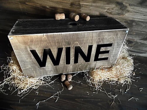 "Копилка для винных пробок ""WINE"""