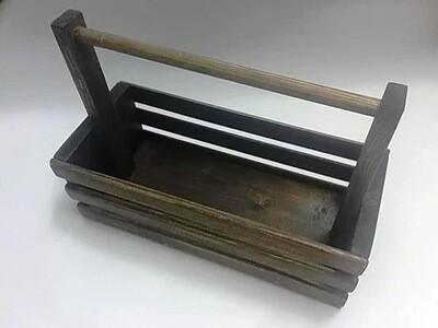 Ящик деревянный (34х11х12 см)