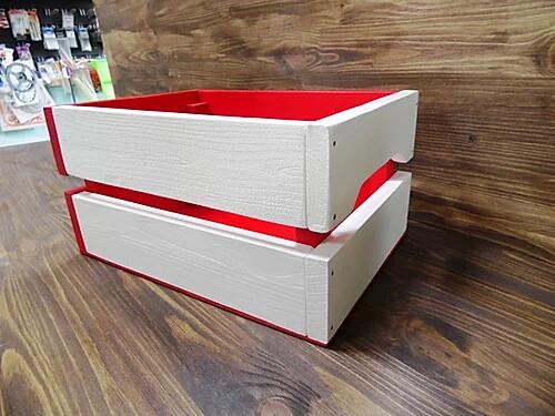 Ящик деревянный (28х20х18 см)