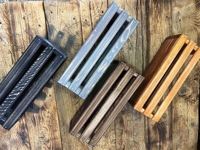 Ящик деревянный (34x10x12 см)