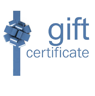 Gift Certificates from £5