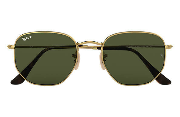 HEXAGONAL FLAT LENSES - RAY BAN