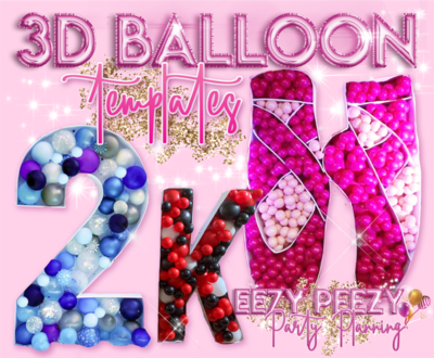 EZPZ Balloon Template Class