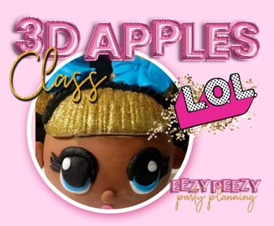 EZPZ LOL 3D Apples